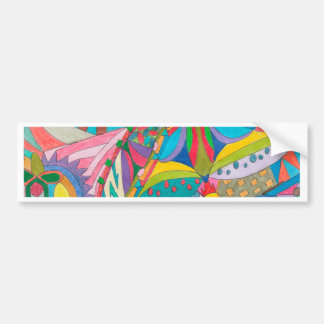 COLOR EYE CANDY COLLECTION 106 BUMPER STICKER