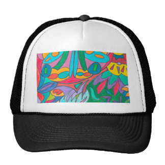 COLOR EYE CANDY COLLECTION 107 TRUCKER HAT