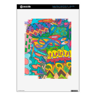 COLOR EYE CANDY COLLECTION 108 SKINS FOR iPad 3