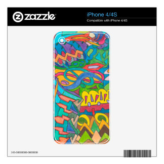 COLOR EYE CANDY COLLECTION 108 SKINS FOR iPhone 4S