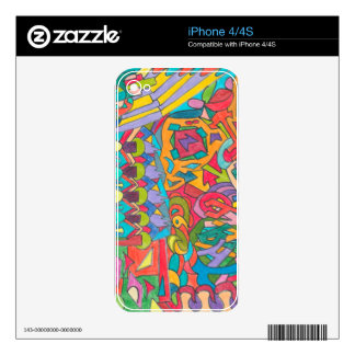 COLOR EYE CANDY COLLECTION 112 SKINS FOR THE iPhone 4S