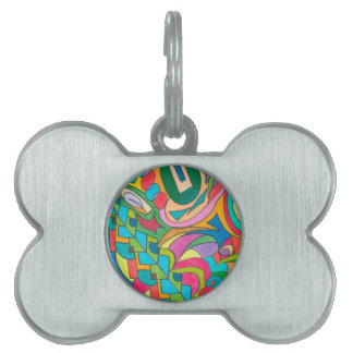 COLOR EYE CANDY COLLECTION 115 PET NAME TAG