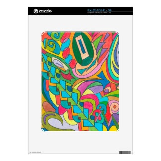 COLOR EYE CANDY COLLECTION 115 SKIN FOR iPad