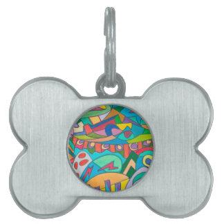 COLOR EYE CANDY COLLECTION 116 PET ID TAG