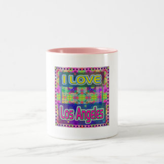 "Color Fest: ""I LOVE Los Angeles"" Cup"