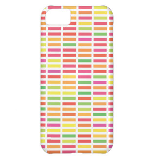 Color Fields iPhone 5C Cover