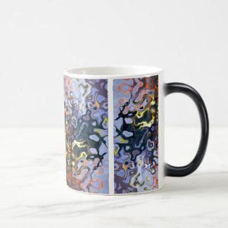 """Color Flame"" #2 © 2011 S.J. Magic Mug"