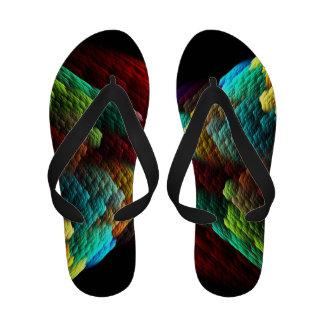 Color Flip-Flops