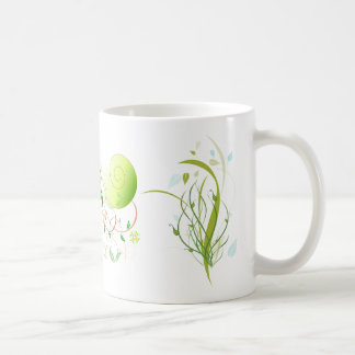 Color Florals Mug