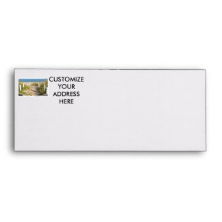 Color Florida Beach Dune Rope Walk Photo Envelope