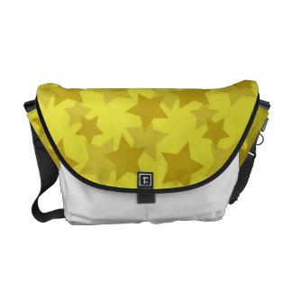 Color flotante del personalizado del modelo de est bolsa messenger