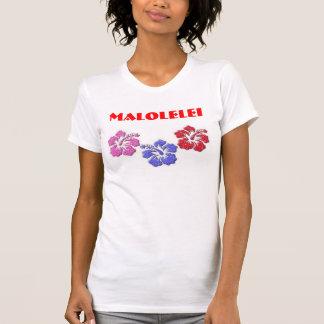 color flowers, Malolelei T-Shirt
