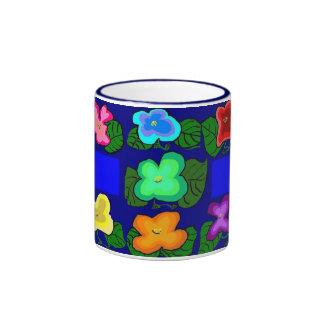 Color Flowers Mug