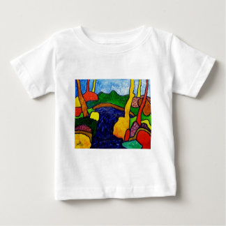 Color Forest Baby T-Shirt