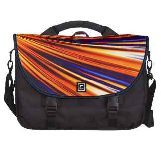 Color & Form Abstract  Solar Gravity & Magnetism 3 Laptop Computer Bag