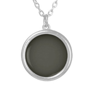 Color francés oscuro del gris de acero 10a solamen joyería