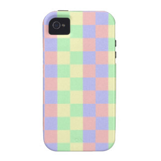 color ful bloacks vibe iPhone 4 covers