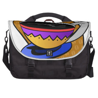 Color Full Coffee Cup Commuter Bags