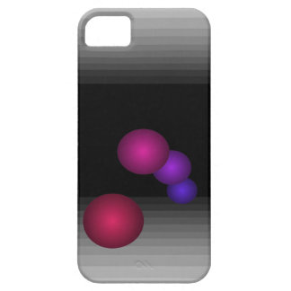 Color Fun 3 D Optical Illusion Infinity Spheres iPhone 5 Cases
