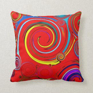 color fun - almohada | 3 tamaños | 100% algodón