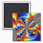 Color Fun - Fractal Magnet