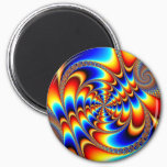 Color Fun - Fractal Magnet