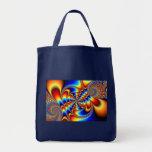 Color Fun - Fractal Tote Bag
