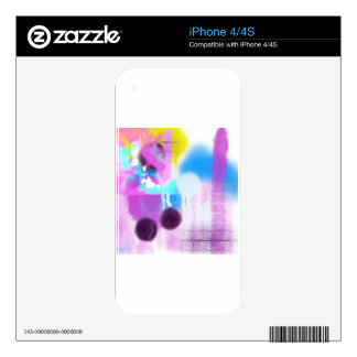Color Fun.JPG iPhone 4S Decal