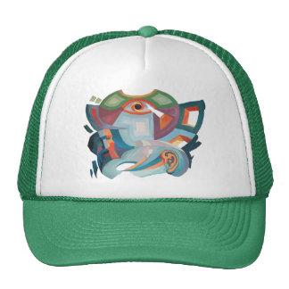 Color Fusion Trucker Hat