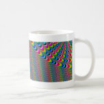 Color Game - Fractal Art Coffee Mug