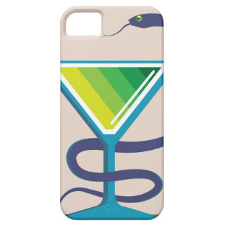 Color Glass with Snake Poison Medicine iPhone SE/5/5s Case
