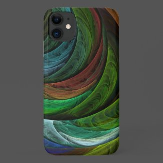 Color Glory Abstract Art Case-Mate iPhone Case