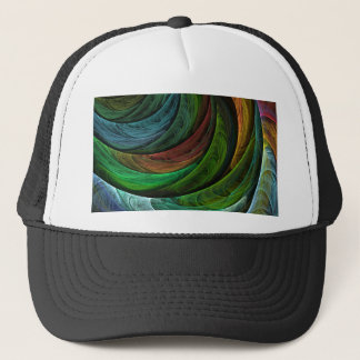Color Glory Abstract Art Hat