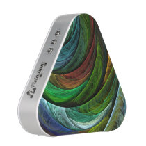 Color Glory Abstract Art Speaker