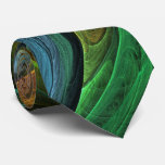 Color Glory Abstract Art Tie