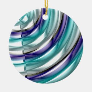 color gradient no 11 by Tutti Ceramic Ornament