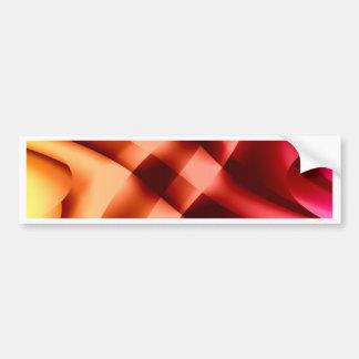 color gradient no 23 by Tutti Bumper Sticker
