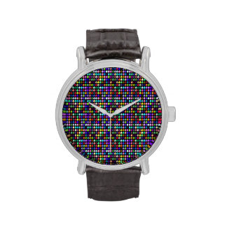 Color Grid Watches