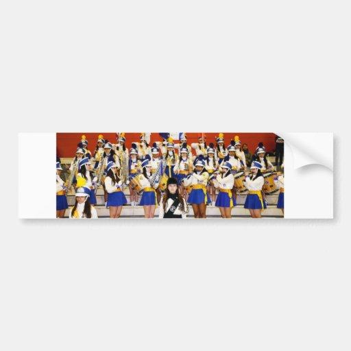 Color Guard Bumper Sticker