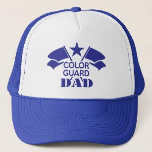 7169458fde46f Color Guard Dad Trucker Hat