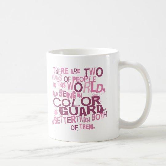 Color Guard (Funny) Gift Coffee Mug