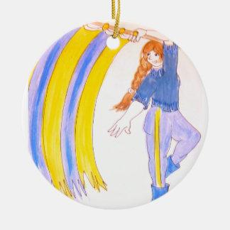 Color Guard Ornament