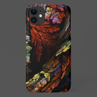 Color Harmony Abstract Art Case-Mate iPhone Case