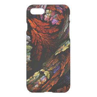 Color Harmony Abstract Art Deflector iPhone 8/7 Case