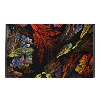 Color Harmony Abstract Art iPad Cases
