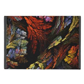 Color Harmony Abstract Art iPad Mini Cover