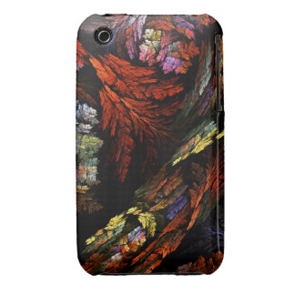 Color Harmony Abstract Art iPhone 3G / 3GS iPhone 3 Covers