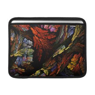 Color Harmony Abstract Art Macbook Air MacBook Sleeve