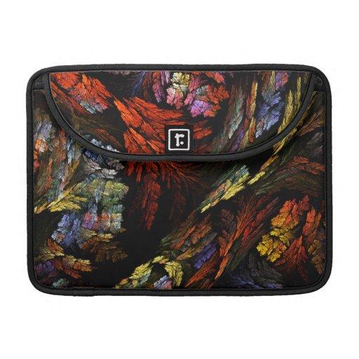 Color Harmony Abstract Art Macbook Pro MacBook Pro Sleeves
