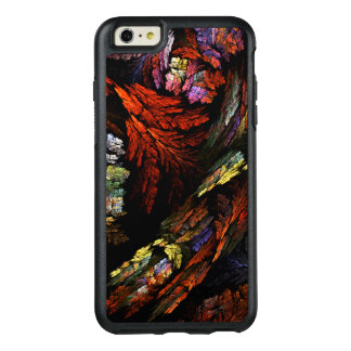 Color Harmony Abstract Art OtterBox iPhone 6/6s Plus Case